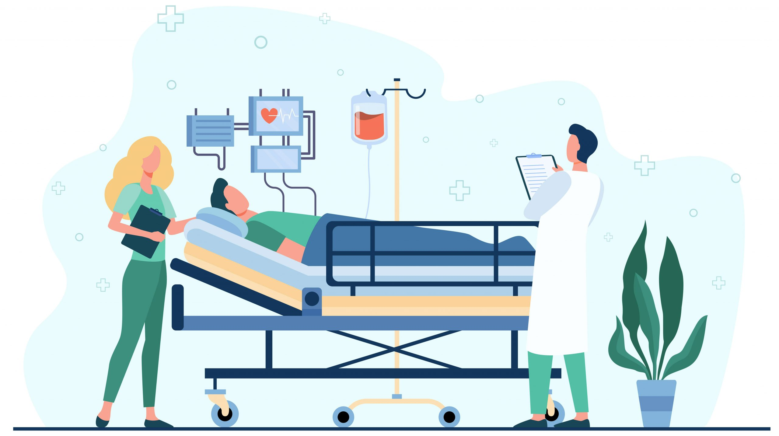 операционно легло
